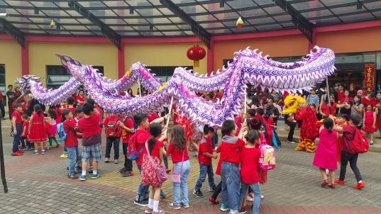春节庆祝活动